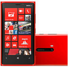 "4.5"" Nokia Lumia 920 Windows phone 8 WIFI GPS 8MP 32GB AT&T Dual-Core SmartPhone"