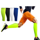 Sports Leg Calf Support Stretch Sleeve Compression Socks Running Basketball