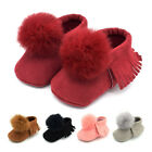 Fashion Baby Infant Boys Girls Winter Boots Toddler Soft Crib Shoes Sneakers
