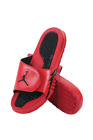 555501-601 Jordan University Red Black Men Hydro V Retro