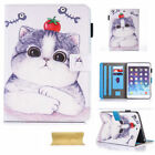 Case For Ipad 2/3/4 Mini Air Pro Pu Leather Magnetic Shockproof Wallet Cover