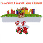 Mantel Stockings Family Personalized Ornaments of 2 3 4 5 6 Christmas Gifts