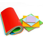 Внешний вид - 100 Sheets Mixed Colors Square Folding Crane Origami DIY Craft Lucky Wish Paper