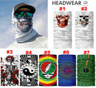 Reggae Face Shield Bandana Neck Gaiter Scarf Headwear UV Ski Mask Tube Brand New