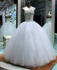 New Sweetheart Beaded Bridal Wedding Bridal Gown Dress Size 4/6/8/10/12/14/16++