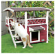 The Cat House Tower Best Condo Feral Cute Outdoor Accessories Clearance Sale New photo