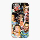Case For Iphone 6 6 Plus Phone Cover Brad Pitt Hollywood Actor Movies Film Clear