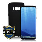 Samsung Galaxy S8 Kevlex Case Protector Black or Clear Flexible Soft Case