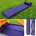 camping sleep mat - Self Inflatable Inflating Air Mattress Sleeping Pad Outdoor Bed Camping Mat J0