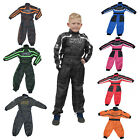Wulfsport Junior Child Kids Motocross Race Suit Overalls One Piece QUAD ATV