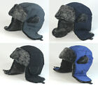 Brand New Thomas Calvi Mens Trapper Hats, Great For the Winter!!!