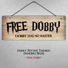 Harry Potter Themed Metal Sign - Harry Potter Gift Hanging Plaque Quotes Custom