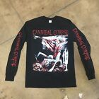 Cannibal Corpse Tomb of the Mutilated Long Sleeve Shirt Thrash Death Metal