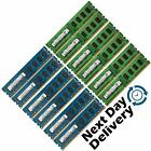 Memory Ram Desktop PC DDR3 PC3 12800U 12800 1600 MHz DIMM Non ECC Unbuffered Lot