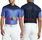 2017 Tiger Woods TW Zonal Cooling Polo Shirt 833167-452 Striped