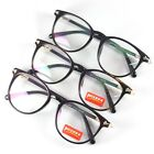 Women Glasses Eyewear Eyeglasses Fullrim Frame Spectacles Round Plastic Reading