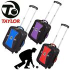 Taylor Bowls Mini Trolley Case Lawn Bowls Suitcase Sports Luggage Travel Bag