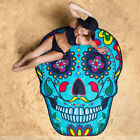 Beach Scarf Towel Donuts Pizza Roundie Picnic Party / Baby Kids Jumpsuit Dress