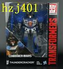 Transformers Hasbro Combiner Wars IDW Leader Class L THUNDERCRACKER boxed/loosed