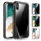Case For Apple iPhone X Poetic【Guardian】360 Degree Protection Case 4 Color  iphone x cases 360 2226791802424040 1