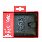 Official Football Teams RFID Embossed Leather Wallet (Ideal Gift)
