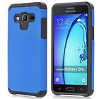 For SAMSUNG Galaxy G550 Slim Heavy PC+TPU Armor Shockproof Two In One Case Cover