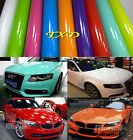 Best Wrap - High Glossy Gloss Vinyl For Whole Car Film Sticker Decal Bubble Free