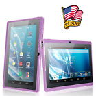 7'' Android 4.4 Tablet PC Quad Core Dual Camera 1+8GB A33 Q88H Xmas Gift US Ship