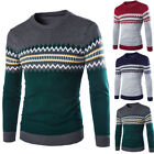 Mens Fashion Winter Warmer Slim Fit Turtleneck Sweaters Casual Tops Knitted