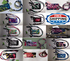 NEW VERA BRADLEY ZIP ID CASE AND LANYARD MULTI-COLORS 2016 FALL