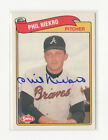 YOU PICK - Atlanta Braves Related Signed Autograph Auto VINTAGE STAR HOF S-4 on Ebay