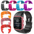 Replacement Silicone Wristband Watchband Bands with Buckle for Polar M430/M400