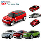 Portable USB Cordless 2.4Ghz Wireless Optical Car Mouse Laptop PC Game Mice US