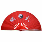 Beautiful Dragons Pattern Bamboo Wushu Kung fu Martial arts Tai chi Fans