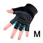 1pc Weight Lifting Gym Glove Workout Wrist Wrap Sports Exercise Training Fitness