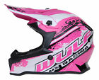 Wulfsport Pro Children Kids Motocross Motorcross Helmet Pit Dirt Bike QUAD ATV