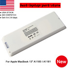 "Lot 1-100x Battery for Apple MacBook 13"" A1185 A1181 2007 2008 2009 MA566 MA561"