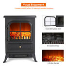 Finether Home Electric Fireplace Heater Stove+Heat powere...
