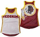 Washington Redskins Tank Top Women's NFL Opening Day Mesh Tank GIII $22.39 USD on eBay