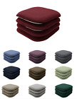 Ultra Comfort Premium Memory Foam Non Slip Chair Pad Cushions - Assorted Colors
