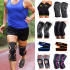 knee brace for running - Knee Compression Sleeves Support Copper Brace For Running Gym Sports Joint Pad