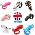 Plastic Male STANDARD Size Chastity Device Cage UK Seller FREE & DISCREET P&P