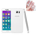 Ultra Thin Clear Crystal Soft TPU Case Skin Cover for Samsung Galaxy phone
