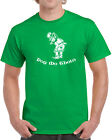 269 Pog Mo Thoin mens T-shirt funny St. Patrick's Day drunk beer drink clover