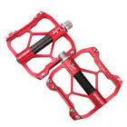 Aluminum Alloy MTB Mountain Bike Pedal 3 Bearings BMX Anti-skid Ultralight