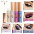 5 Color Waterproof Shimmer Eyeshadow Glitter Liquid Eyeliner Metallic Cosmetic