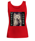 Westie Lover T-Shirt - Women's Tank Top