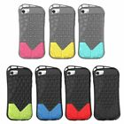 New Rubber Phone Case For iPhone 6s 6p 7 8 Plus X Sports Fashion Shoe Mark Cover