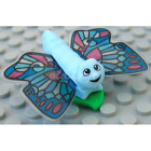 LEGO ANIMALS BELVILLE LARGE BUTTERFLY HUMAN HAIR CLIP - SELECT QTY + GIFT - NEW
