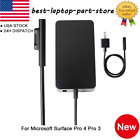 For Microsoft Surface Pro 4 3 Power Supply 1706 Adapter 15V 4A Charger US Lot
